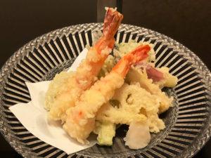 食道楽 天ぷら