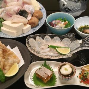 食道楽の宴会